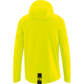 Gonso Save Plus Regenjacke Herren safety yellow
